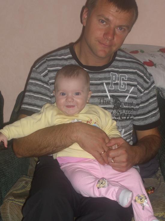 Eu cu Evelina